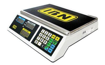 Bascula Comercial IBN Maxin-60 60 kg x 5 g