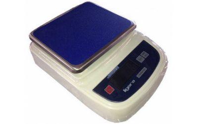 Báscula porcionadora DIBATEC  Ligera 5 kg x 1 g