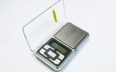 Báscula de bolsillo Noval 500 g y 300 g