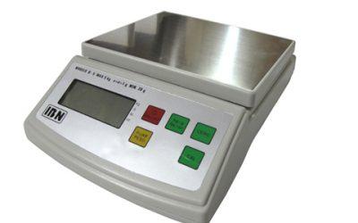 Báscula Digital IBN B-5 5 kg x 1 g
