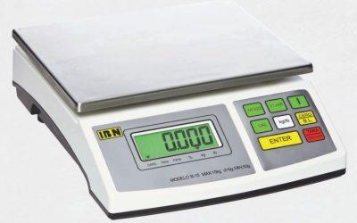 Báscula digital IBN B-6 6 kg x 1 g