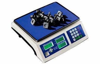 Báscula Contadora Metrology BCP-6 6 kg x .1 g