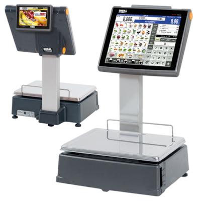 dibal-d-955-doble-cuerpo-lado-comprador-con-display-tft-de-7