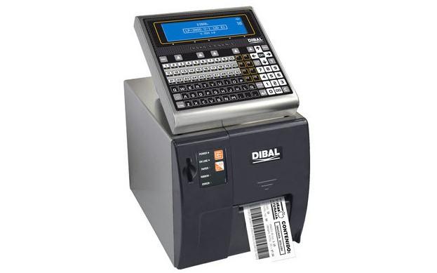 Dibal LP-3000 Etiquetadora conectable a plataforma