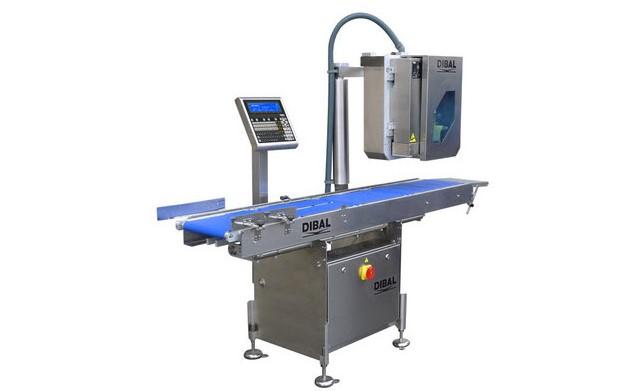 Dibal LS-4000 Etiquetadora con bascula dinamica y aplicador de alta velocidad