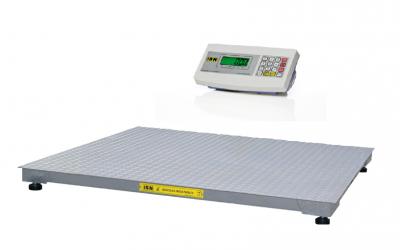 Báscula de plataforma de piso IBN
